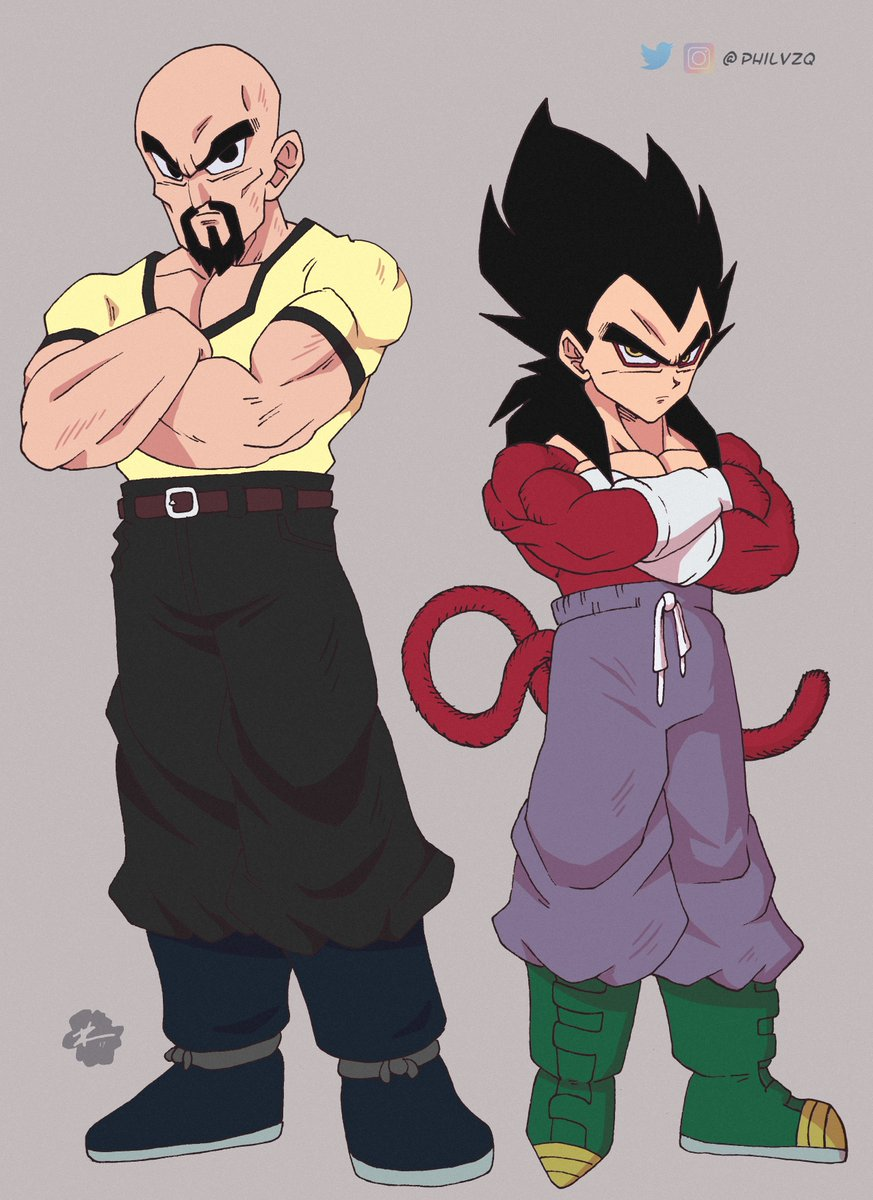 Yamcha Of The Kamé School On Twitter No Goten Trunks Marron Uub