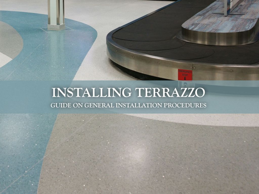 Doyle Dickerson Terrazzo On Twitter Want To Learn More