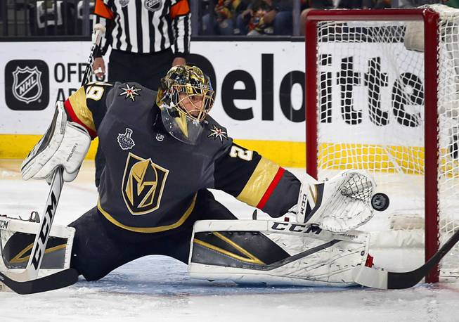 Golden Knights sign Marc-Andre Fleury to 3-year, $21-million extension. Full story with details- #VegasBorn Photo