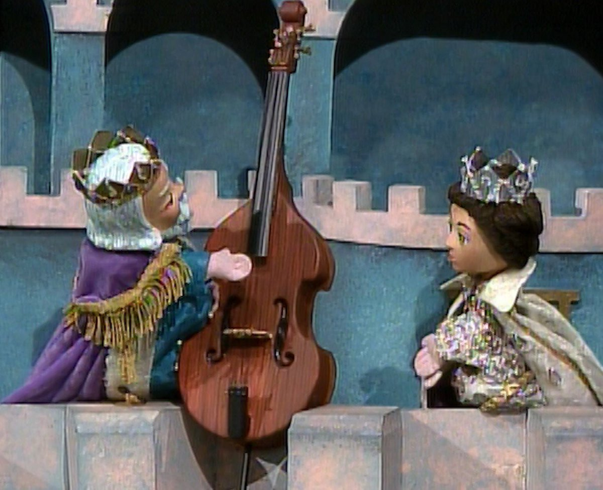 Fred Rogers Productions A Twitteren Joyful Natal Day Intentions To Bass Violin Virtuoso King Friday Xiii May This Day Abound With Boisterous Occasions In Other Words Happy Birthday King Friday Hope It S