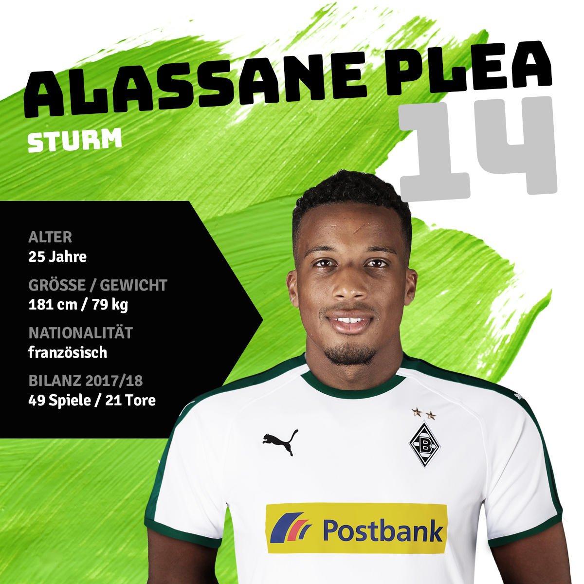 Alassane Plea
