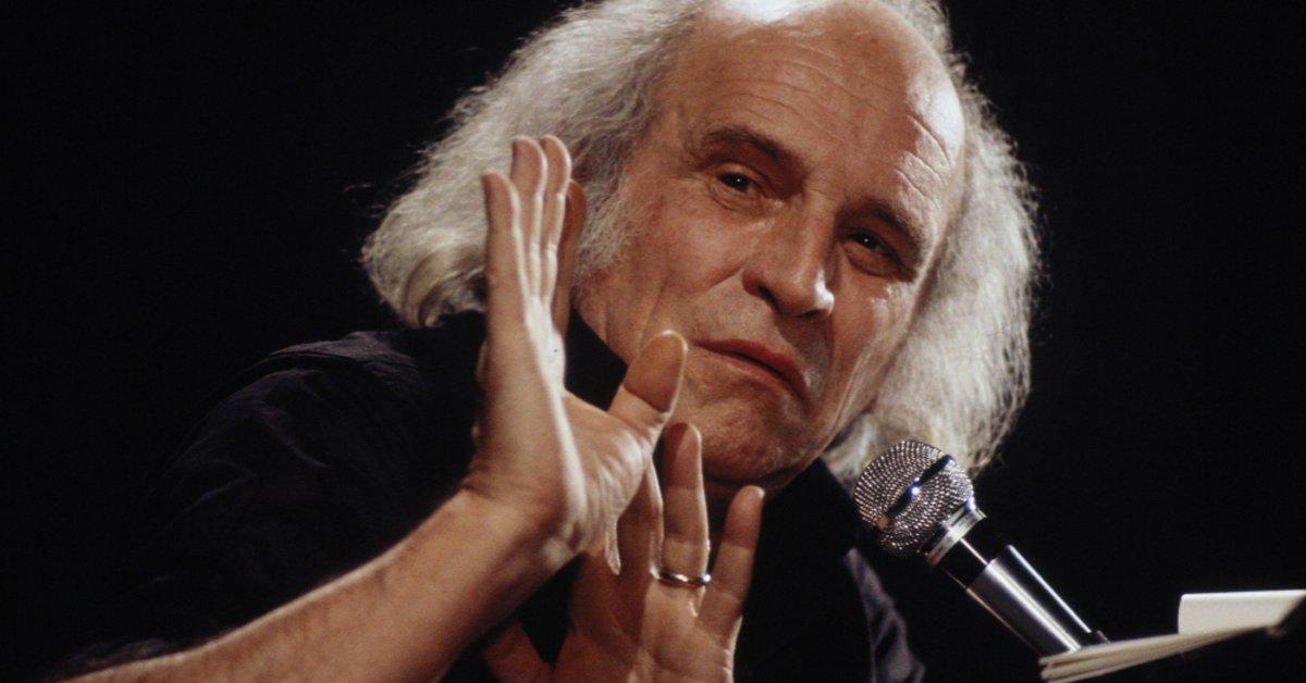 Poète, compositeur, interprète, Léo Ferré nous quittait il y a 25 ans https://t.co/N0xeXzgZvh
