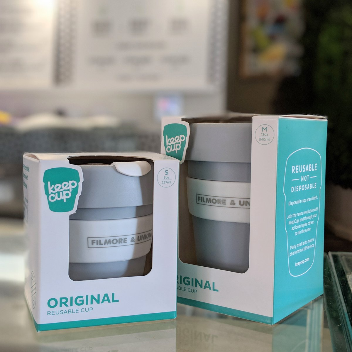 Reuserevolution Hashtag On Twitter Keepcup Brew Milk Medium 340ml 12oz Enjoy 50p Off A Coffee When You Buy Your Keep Cup And Then 30p Each Time Bring Back Salutethereuser Plasticfreejuly