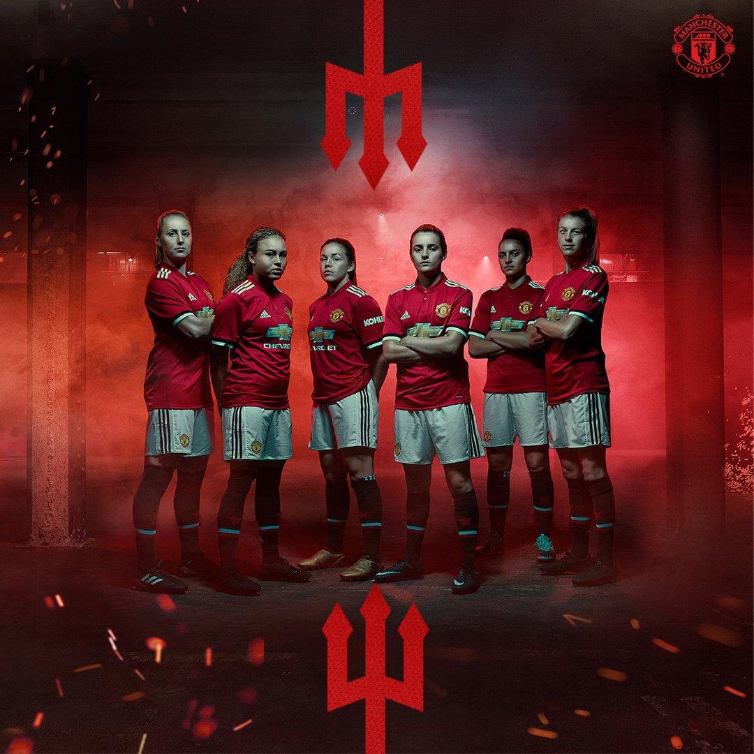 Berkenalan Dengan Skuat Perempuan Manchester United 2