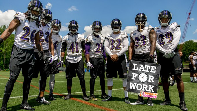 LFW: The next Legion of Boom? 📰: Photo
