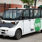 Small, autonomous shuttles seek to disrupt downtown transit https://t.co/cBfBLc7ta7