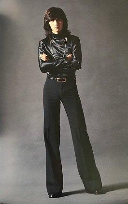 黒いスーツの若い頃・昔の西城秀樹