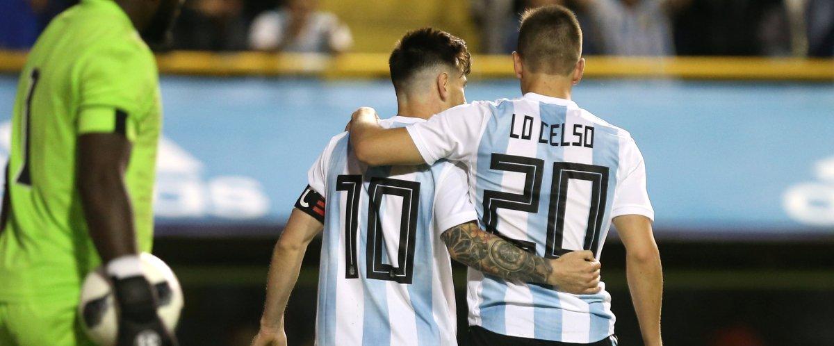 Coupe du Monde 2018 – Argentine : Lionel Messi ne voulait pas de Giovani Lo Celso http://dlvr.it/QbSHZR  - FestivalFocus