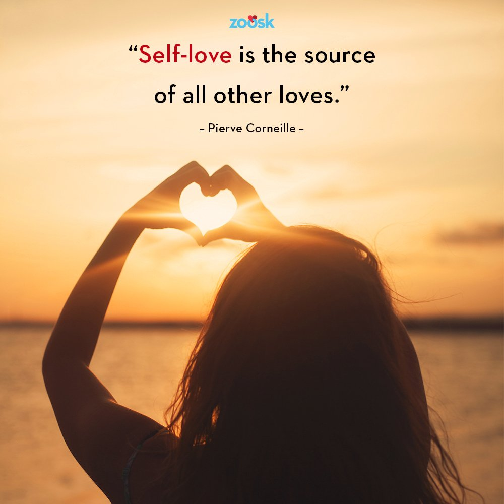 Love yourself as much as you want to be loved. ❤ #selflove #quote #loveyourself #single #wisdom #wordstothriveby