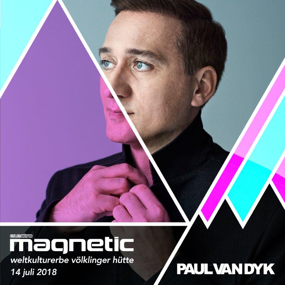 TONIGHT  Magnetic Festival in Völklingen  #ListenToTheFuture https://t.co/kKtmKk2Lk3