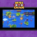 Skies of Chaos. A retro shoot em' up. Obliterate an Evil Empire in a world of color and chaos!!! 💥💥💥 Coming to #pc, #ps4, #nintendoswitch, #xbox and #mobile 🤟 - #gaming #retrogaming #indiegames #gamers #videogame #gamedev #indiegamedev