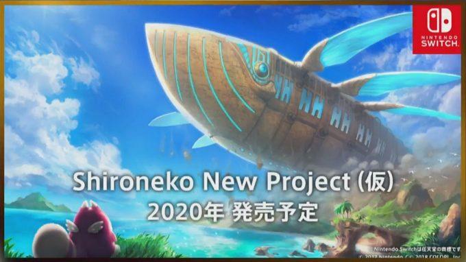コロプラ、白猫プロジェクト完全新作をNintendo Switch向けに発表!2020年リリース予定 -