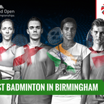 So who's ready for 2019 ticket general sale this coming Tuesday? All remaining tickets - including some absolutely prime seats - will be up for grabs from 10am UK time.  Just keep an eye on https://t.co/tDslDtvTFg  #badminton #worldtour #super1000 #eventtickets #daysout