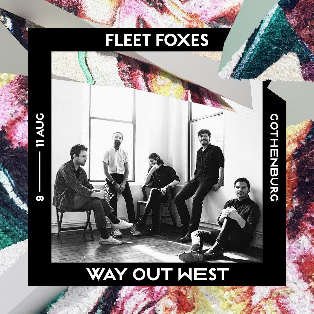 Karta E6 Goteborg.Way Out West Wayoutwestgbg Twitter
