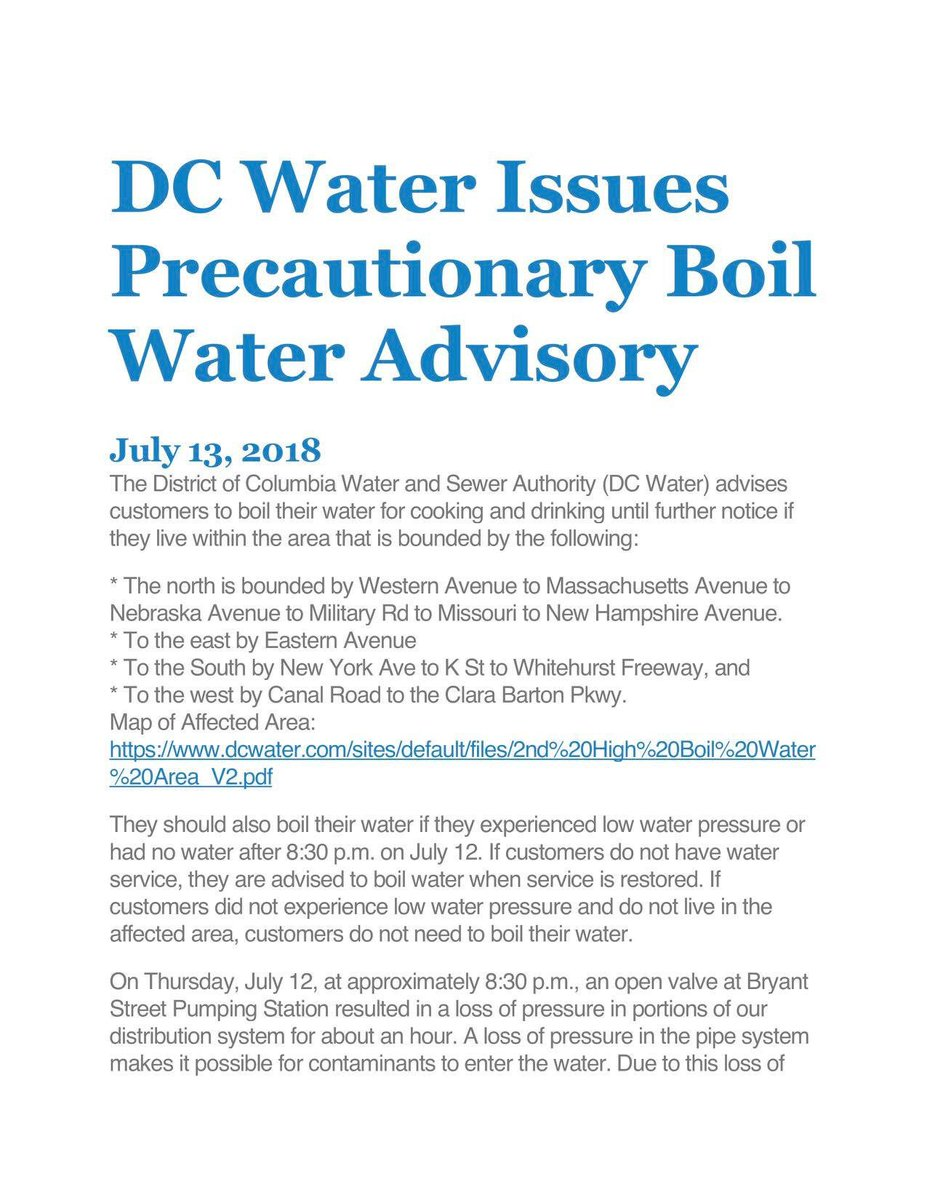 DC Water on Twitter: