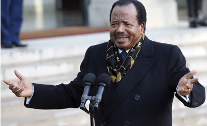 Just in: 85 year old president Paul Biya declares intention to contest for seventh term===has been published on Vanguard News - Photo