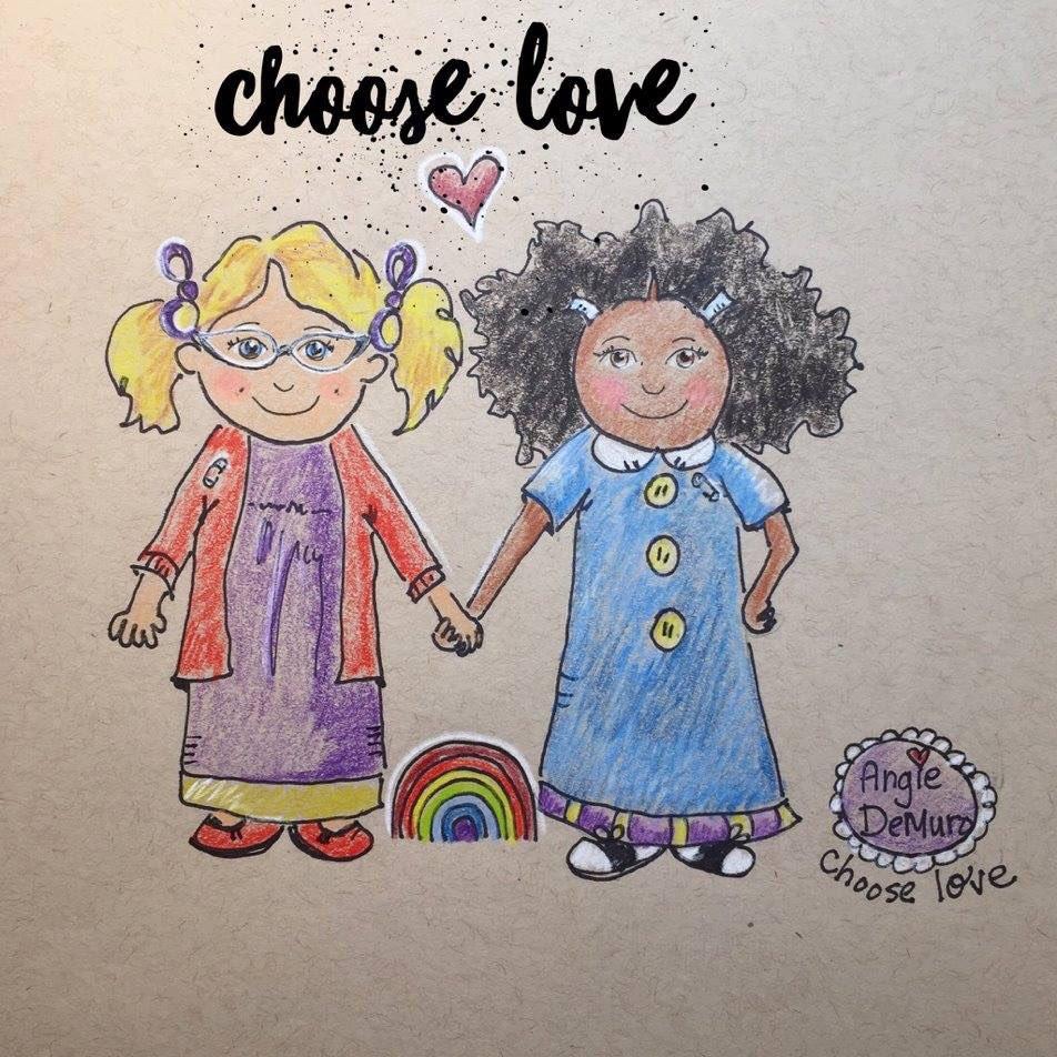ALWAYS choose #LOVE! #JoyTrain #Joy #Peace #Kindness #BeLove #BeKind #ChooseLove #MentalHealth #Mindfulness #GoldenHearts #IAM #Quote #spdc #TuesdayMorning #TuesdayThoughts #TuesdayMotivation RT @PrachiMalik