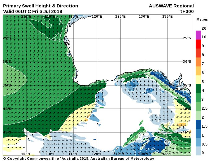Direction Map Australia.The Weather Ferret On Twitter Surfs Up Interactive Weather And