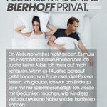 Floskel-Maschine Bierhoff privat.