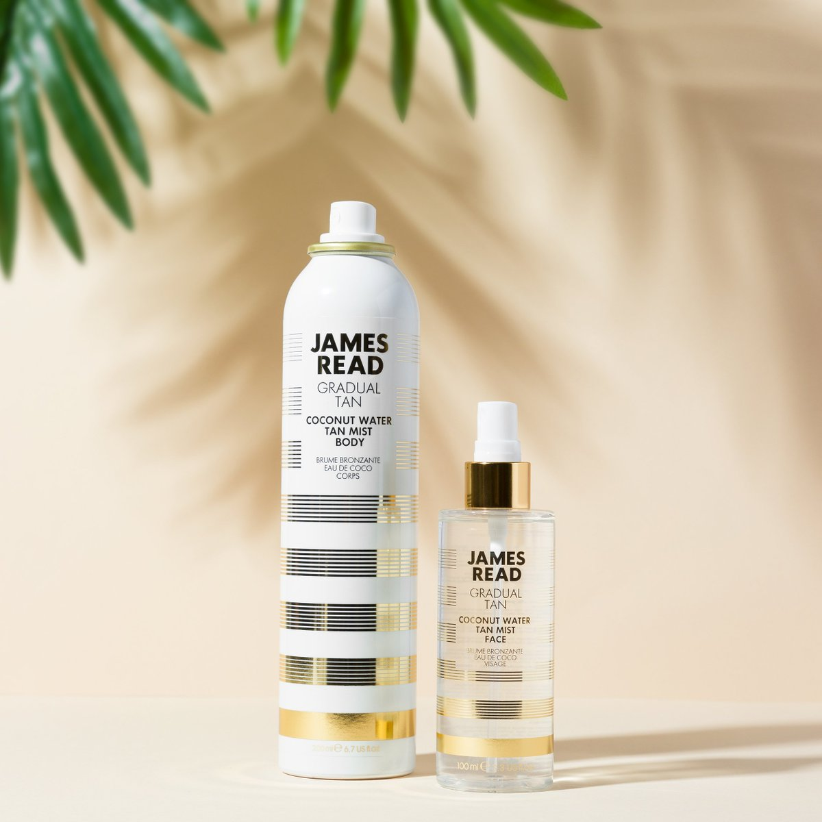 3e842e779887 ... show with our special James Read 2 Piece Coconut Water Tan Collection  which includes our Coconut Water Tan Mist Body 200ml   H2O Face 100ml for  £33.50