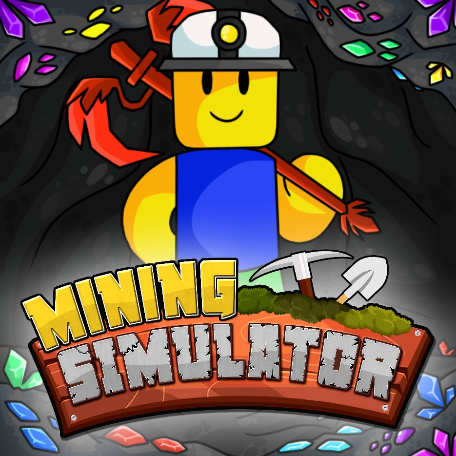 "Isaac on Twitter: ""Check out the new Mining Simulator ..."