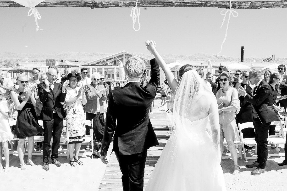 Vandaag alweer een week getrouwd met de love of my life! Op naar onze toekomst samen @MartijnTB_Mol
