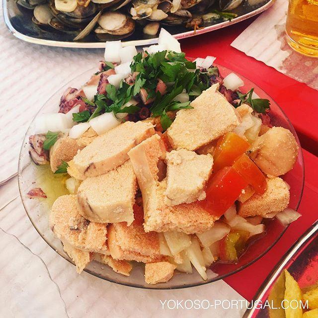 test ツイッターメディア - おつまみにもってこいの、タラコサラダ。ビネガーとオリーブオイルをかけていただきます。 #ポルトガル料理 https://t.co/M7ROj823wG