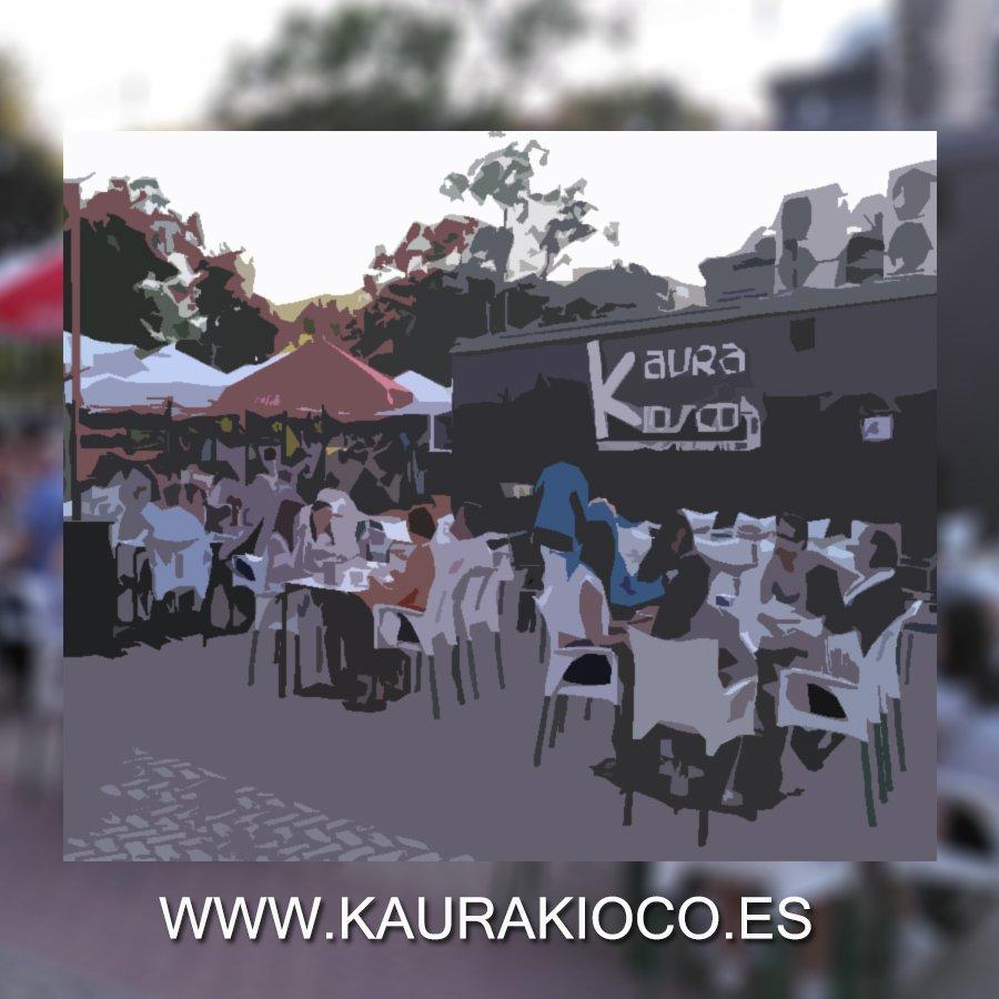 Kaura Kiosko On Twitter En Verano Las Terrazas Se