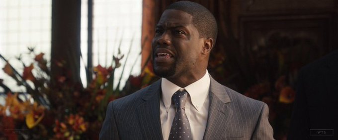 Born on this day, Kevin Hart turns 39. Happy Birthday! What movie is it? 5 min to answer!