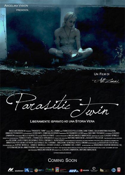 Tutti al cinema a vedere PARASITIC TWIN , fa caldo ma questo film.... fa venire i brividi  https://t.co/QWe0tv92CF https://t.co/YkbLXgbneK