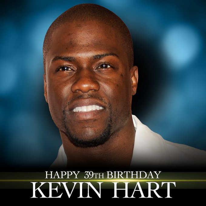 Happy birthday to actor and comedian Kevin Hart.