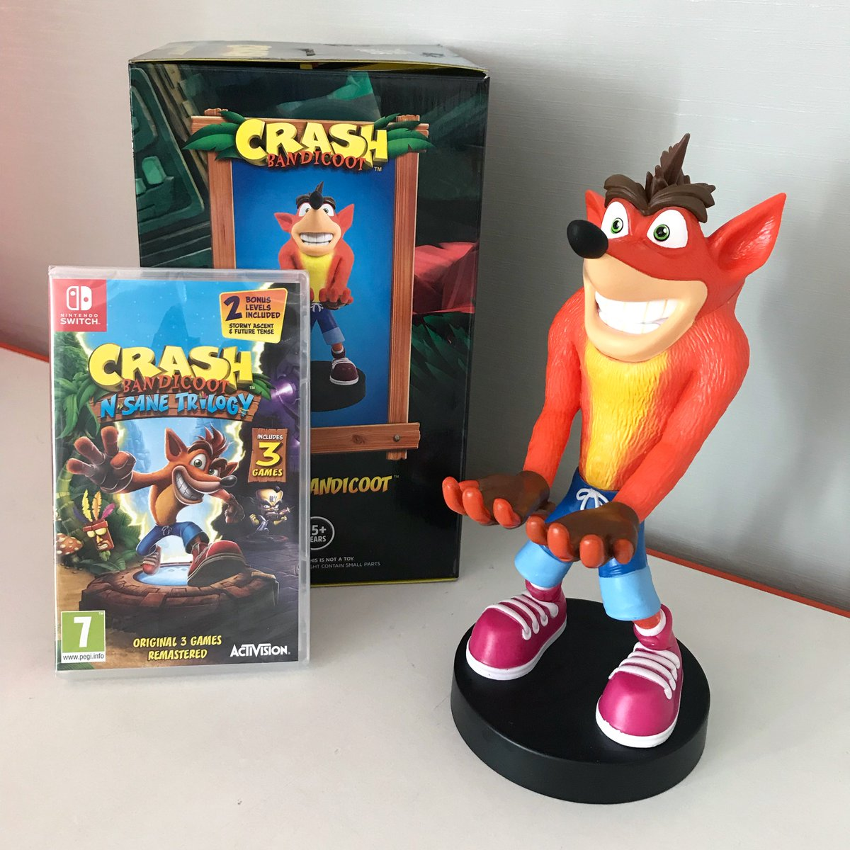 Fabiano Costa Fchinaskipt Twitter Ps4 Tekken 7 Region 3 Bonus Lego Toys Winner Announced Monday 9 18 At 3pm Competition Giveaway Crashbandicoot Nintendoswitchpic L0xrevk6bt
