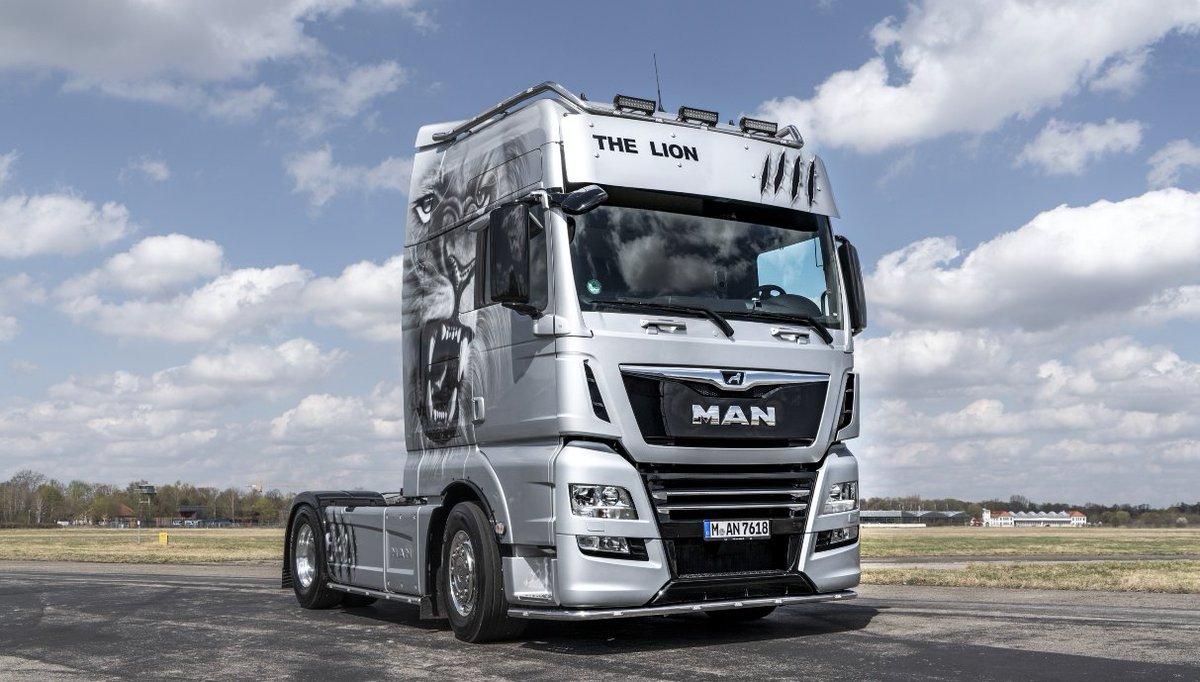 MAN Truck & Bus UK a Twitter:
