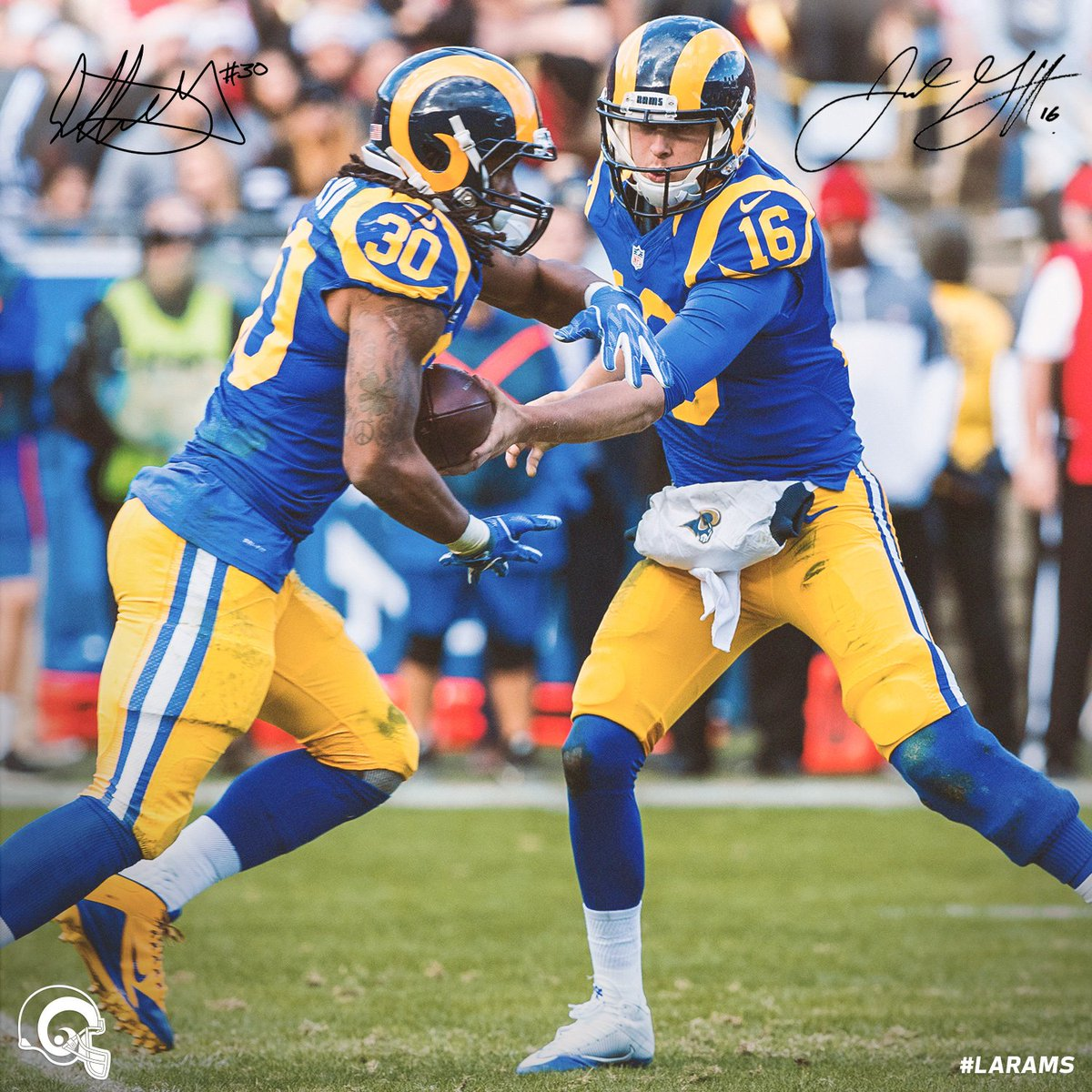 b8dbd5d6ab7 Los Angeles Rams on Twitter: