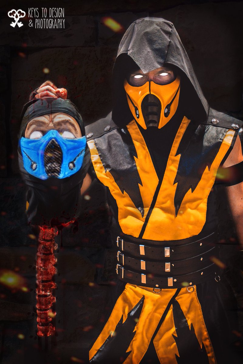 joel xero on twitter scorpion wins fatality photo by keys to