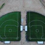 Image for the Tweet beginning: #GeoGreen field design at @SterlingtonC!