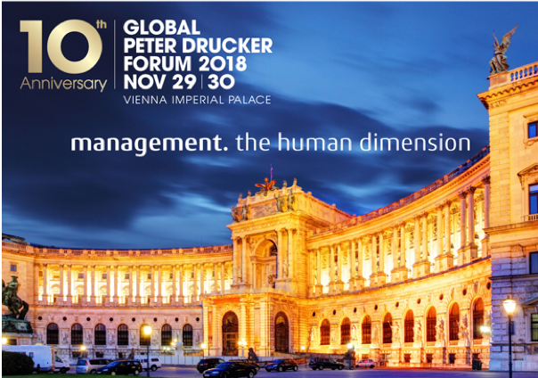 Here is the introduction to the Drucker Forum 2018 by @rstraub46:  https://t.co/2A7bd38I2w https://t.co/RZEnQv0Pvg