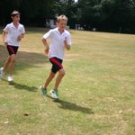 #Biathalon buzz at The New Beacon this week. With Y2 - Y4 competing in a #swim and then straight into their #run there was a lot of co-ordinating to do!  The boys all enjoyed this new fun event very much. @7oaksSports @iapsuksport
