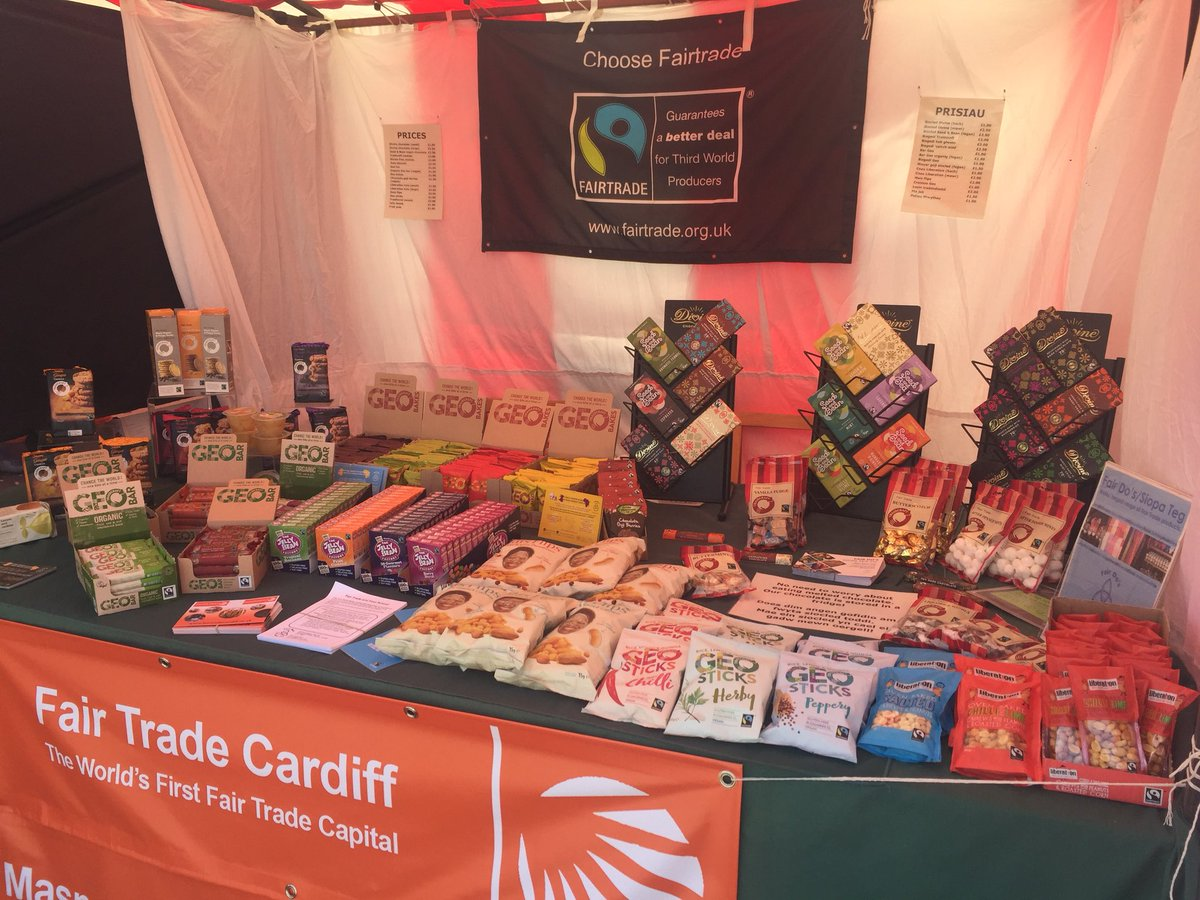 test Twitter Media - The sun is shining at the #CardiffFoodFestival Come find us in the farmers' market by the Norwegian Church for all your favourite #fairtrade treats. https://t.co/HxtlNRVRVF