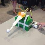 Image for the Tweet beginning: Having fun building bots to