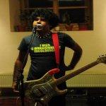 Image for the Tweet beginning: #Cuban punk musician #GorkiÁguila was