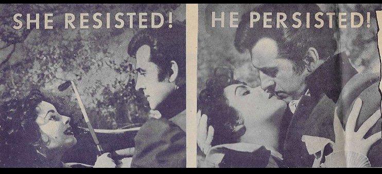 *kisses fingers, Art Fern voice*  MmmmmmmMMMM that aged badly! (ad for Curtis Bernhardt's BEAU BRUMMEL 1954) https://t.co/bSkNqpaC1N
