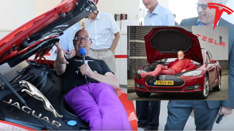 Vincent Everts On Twitter De Nieuwe Jaguar I Pace Vs Tesla