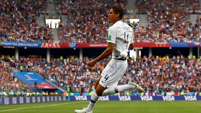 Chấm điểm kết quả Uruguay 0-2 Pháp