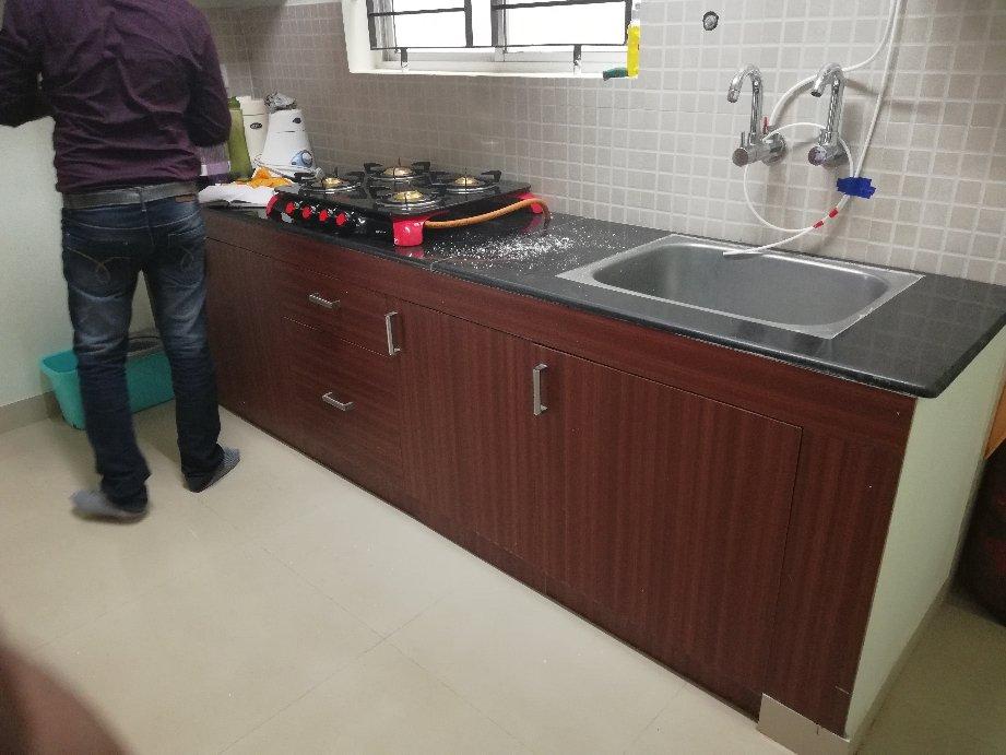Redme Interiors On Twitter Pvc Modular Kitchen Designs For Small Kitchens Pvc Latest Kitchen D For More Info Visit Https T Co Unibvkdj2m