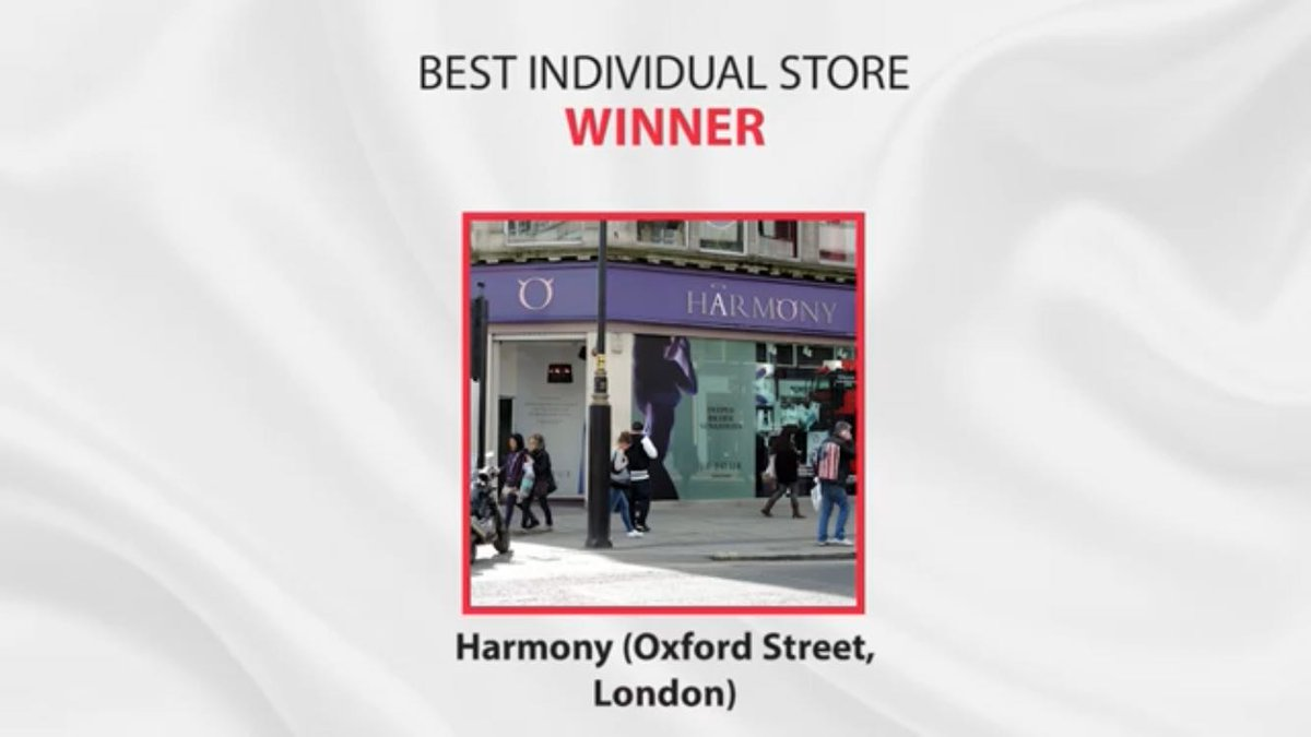 harmony store oxford street london