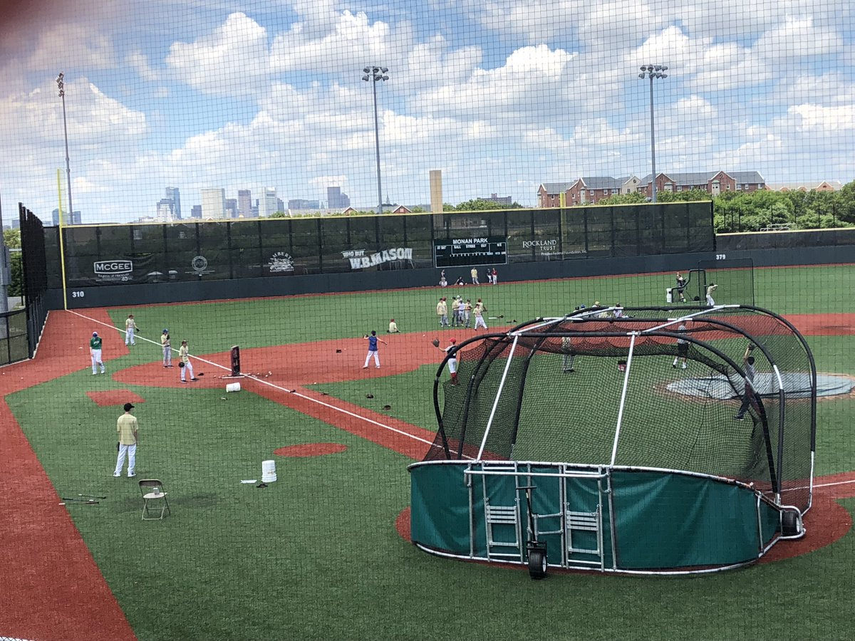 Bc High On Twitter Last Week Our Summer Baseball Clinic Welcomed