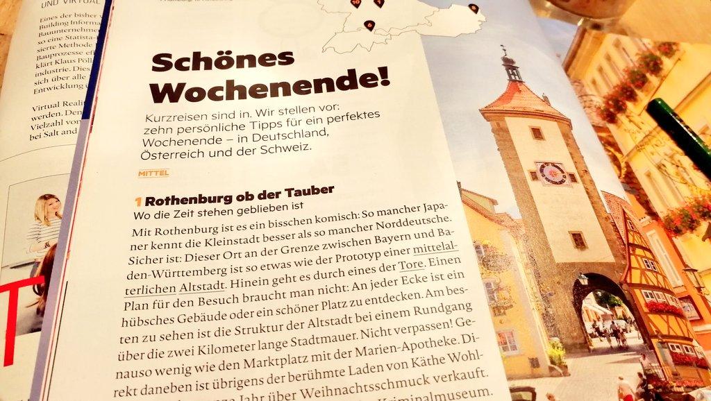 はじめにこれはワロタwwwwww 「ローテンブルクと言えばちょっと異常なのは、多くの日本人は数多い北ドイツ人よりもこの小さな町に詳しい。」