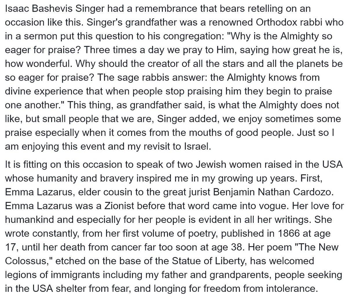 Yair Rosenberg On Twitter Ginsburg Highlighted Emma