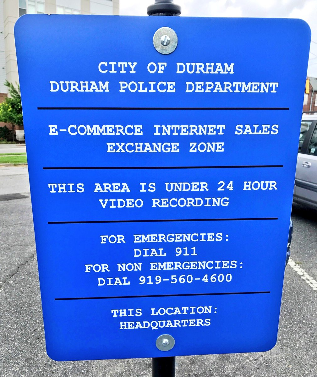 Cityofdurhamnc On Twitter If You Buy Or Sell Items Using A Mobile